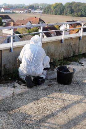 retirar amianto precio