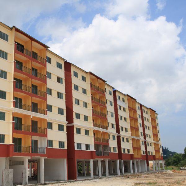 quitar amianto de edificios residenciales