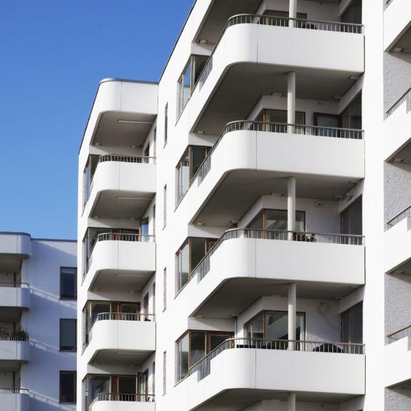 retirar amianto de edificios residenciales