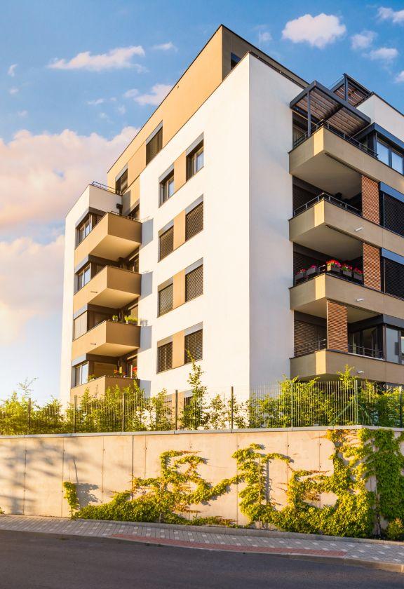 retirada de amianto de edificios residenciales