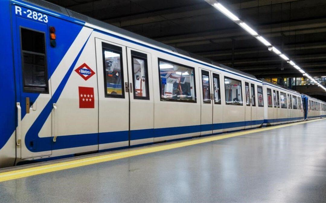 Dónde está el amianto en el metro de Madrid
